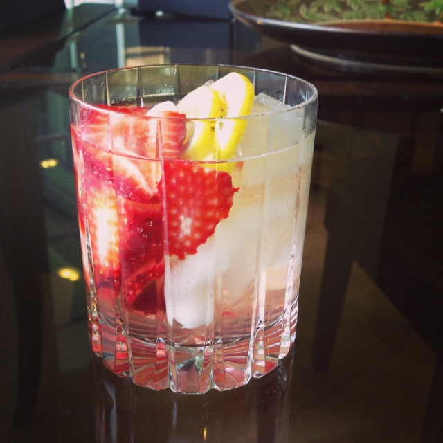 Stawberry Muddle